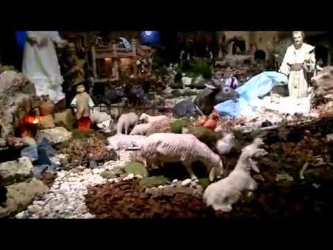 Presepe della Chiesa di San Francesco Bologna - YouTube
