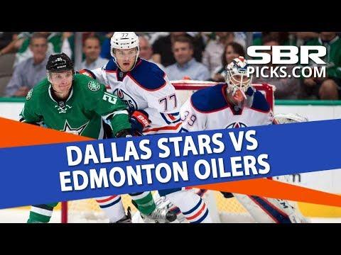 NHL Picks   Ice Guys   Dallas Stars vs Edmonton Oilers