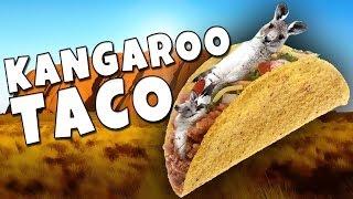 Cwtk - Kangaroo Taco
