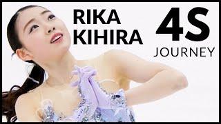 RIKA KIHIRA S QUAD SALCHOW 4S JOURNEY