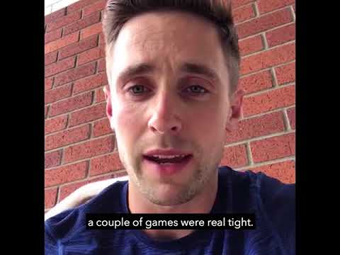 Chris Woakes Interview: Man of the Series