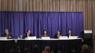 Future of California Elections Conference Panel 1 - Election Partnerships