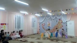 """Танец  """"Мама"""" . Детский сад """"Теремок"""" п. Привольный"""