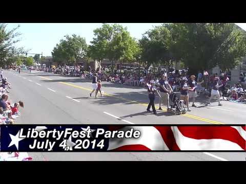 Edmond LibertyFest Parade 2014