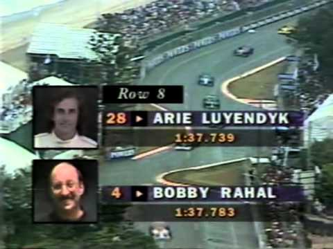 1994 CART @ Surfers Paradise Starting Grid Music
