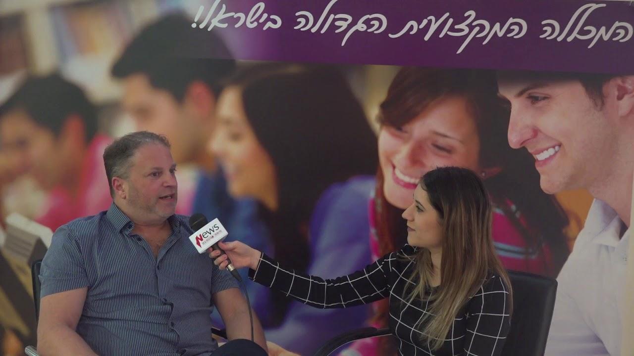 ראיון מיוחד עם חנן יגר מנהל מכללת עתיד חיפה