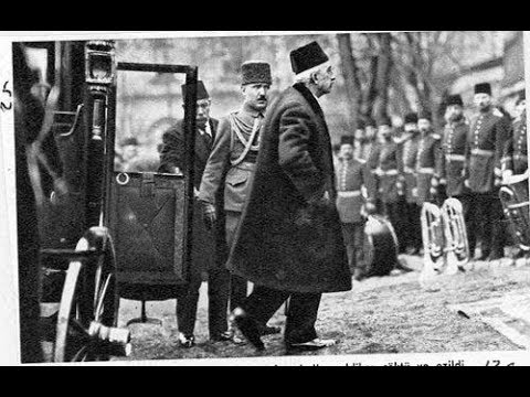 Son Osmanlı Padişahı Sultan VI. Mehmed Vahdettin'in Hayatı