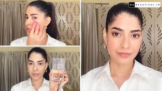 Nude Makeup Look For Office | Everyday Work From Home Makeup Look | Be Beautiful
