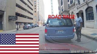 AMERICAN ROAD RAGE, CAR CRASH, INSTANT KARMA COMPILATION! #2
