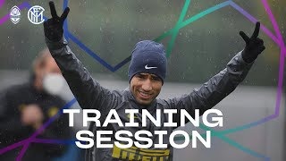 SHAKHTAR vs INTER | PRE-MATCH TRAINING SESSION | 2020-21 UEFA CHAMPIONS LEAGUE ⚫🔵