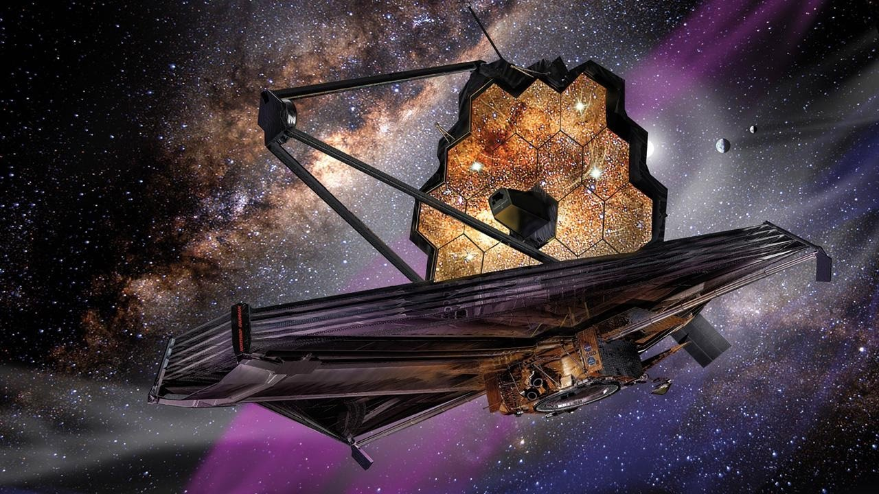 James Webb Space Telescope will hunt for signs of life in the solar system