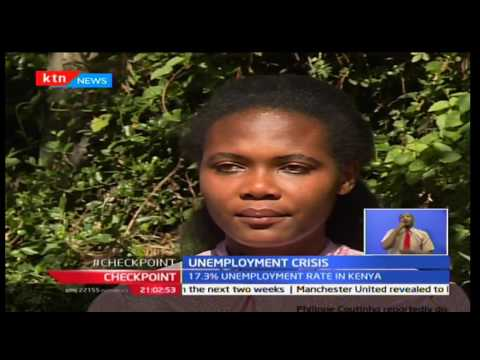 CheckPoint: Story of jobless Kenyan youths using desperate means to get employment