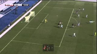 Pro Evolution Soccer 2011: PS3 Retail Multiplayer/online gameplay - Game 01 - P01