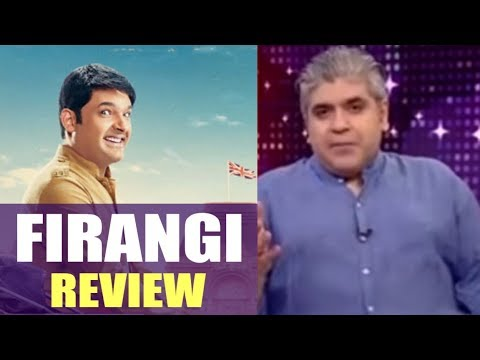 Firangi Review   Now Showing with Rajeev Masand   Kapil Sharma Movie Firangi   CNN-News18