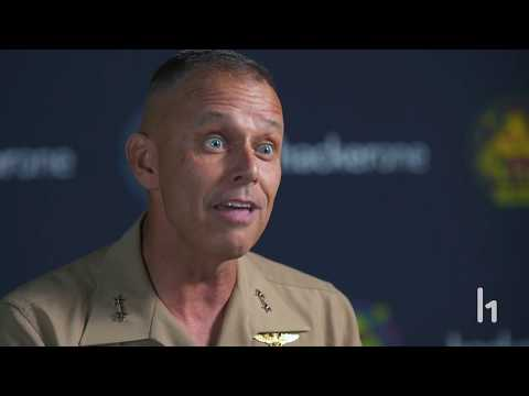Hack The Marine Corps at H1-702: Interview with Major General Glavy, Commander MARFORCYBER