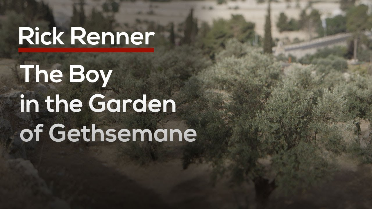 Who Is the Naked Boy in the Garden of Gethsemane? — Rick Renner
