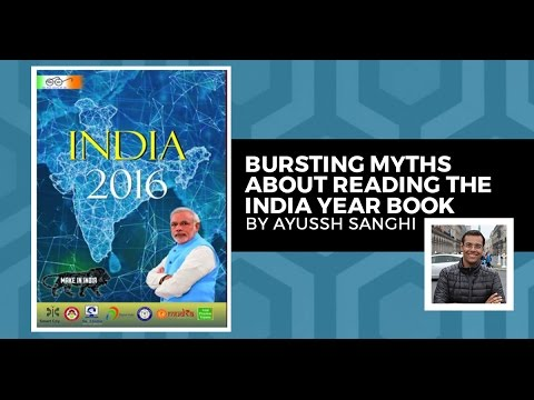 Learn to Read India Year Book for UPSC CSE by Ayussh Sanghi - Unacademy