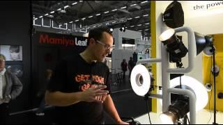 bowens Creo Studio Generator - Photokina 2012