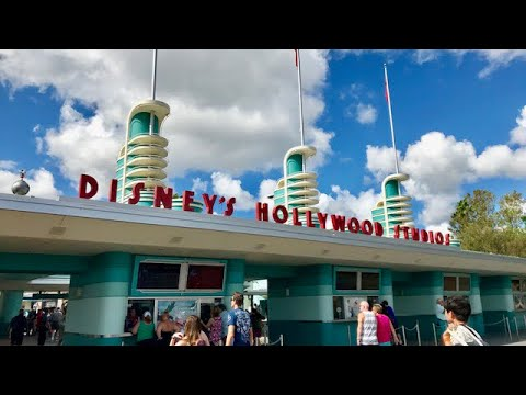 Disney's Hollywood Studios Vlog 16th October 2017