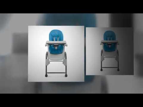 OXO Tot Seedling High Chair, BlueDark Gray