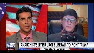 Fox News' Jesse Watters Trolled by Fake Antifa Activist