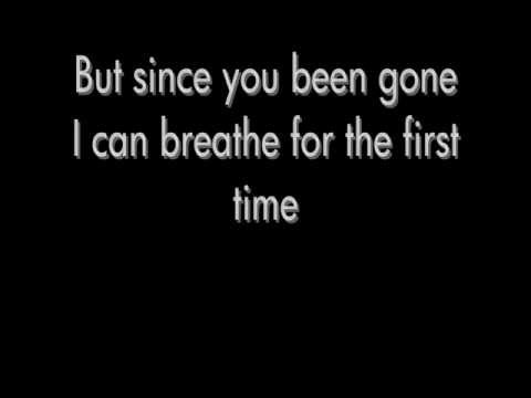 Since U Been Gone - A Day to Remember (Lyrics) HD