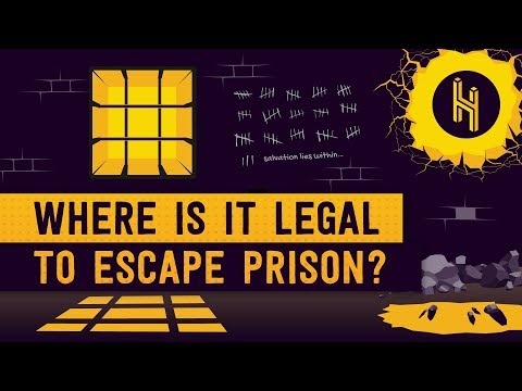 Why Breaking Out of Prison is Legal in Germany
