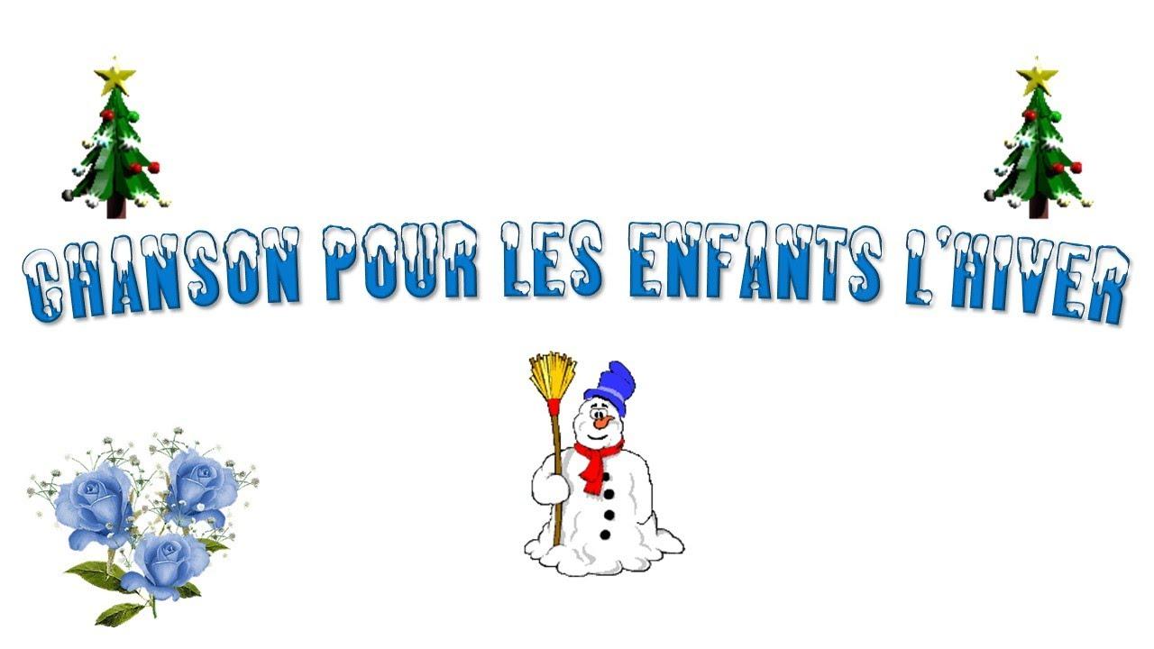 Chanson Pour Les Enfants L 39 Hiver De Jacques Pr Vert Youtube