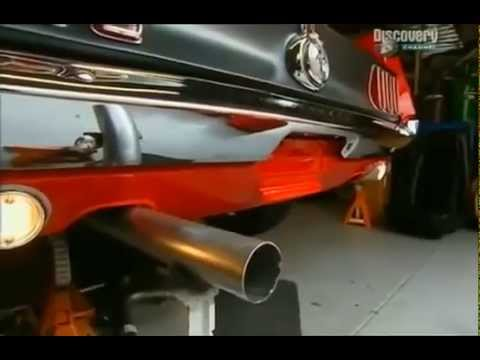 Из грязи в князи: Ford Mustang 1969'