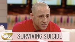 Kevin Hines Story on Surviving Suicide