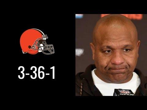 Goodbye Hue - Hue Jackson's Time in Cleveland