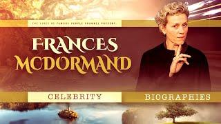 Frances McDormand Biography - The Celebrity Received her Fourth Oscar