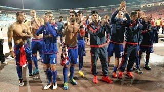 Η παρακάμερα του Ερυθρός Αστέρας – Ολυμπιακός / FK Crvena Zvezda – Olympiacos behind the scenes