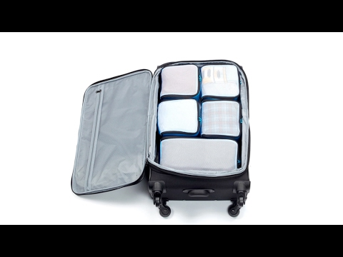 proof that packing cubes really work youtube. Black Bedroom Furniture Sets. Home Design Ideas