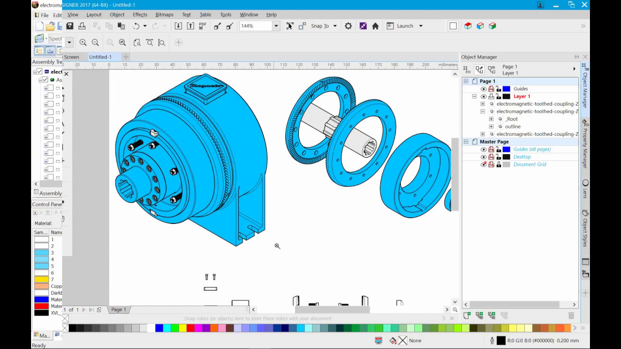 CorelDRAW Technical Suite 2020 v22.2.0.532 Free Download