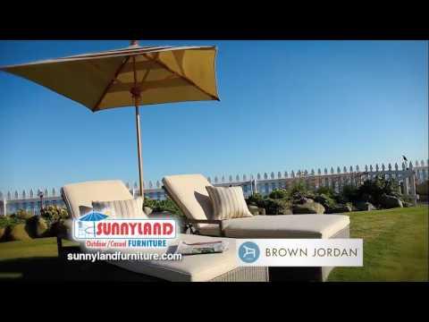 Brown Jordan Spring Sales Event - Sunnyland Patio Furniture