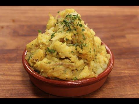 Potato filling for Masala Dosa | Sanjeev Kapoor Khazana