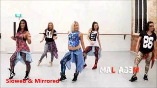 'Lips Are Movin' Meghan Trainor choreography by Jasmine Meakin (Mega Jam) (Slowed and Mirrored)