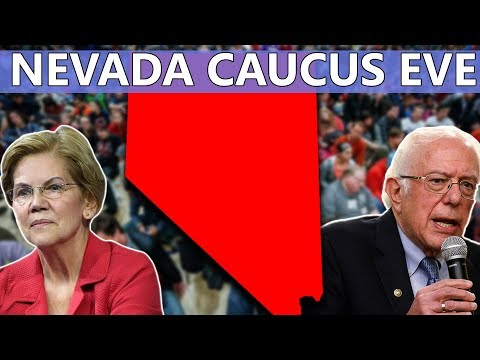 Fresh Off Super PAC Flip Flop, Elizabeth Warren Takes Cheap Shots at Bernie Sanders—LIVE from Nevada