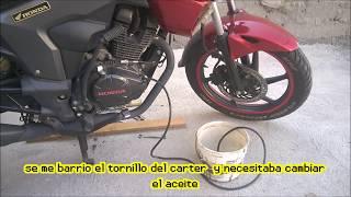 Video Se me barrio el tornillo del carter del aceite!!! download MP3, 3GP, MP4, WEBM, AVI, FLV April 2018