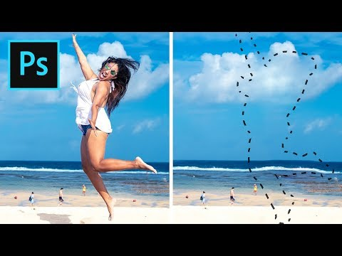 Photoshop: How To Quickly Remove Any Unwanted People/Objects