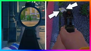 10 EASY TIPS THAT WILL HELP YOU WIN EVERY GUNFIGHT IN GTA ONLINE! (GTA 5 PvP GUIDE)