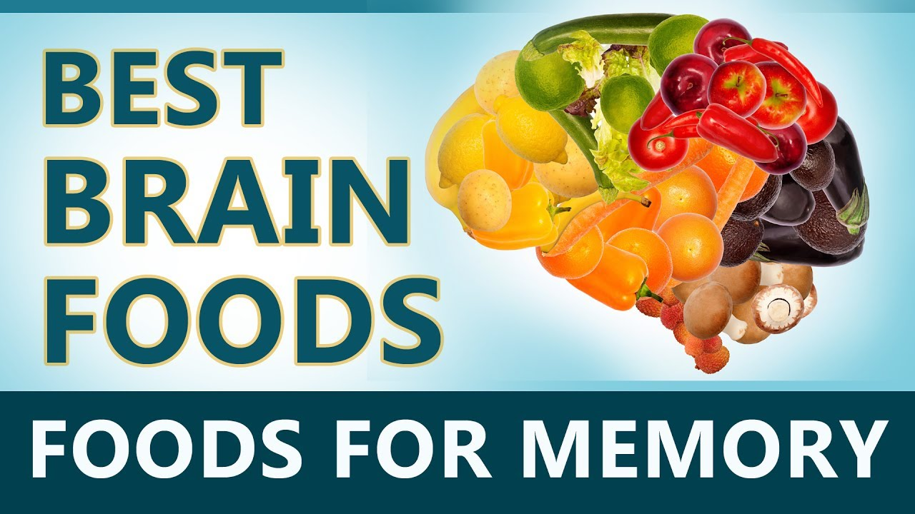 brain foods - foods that helps increase your memory - brain foods