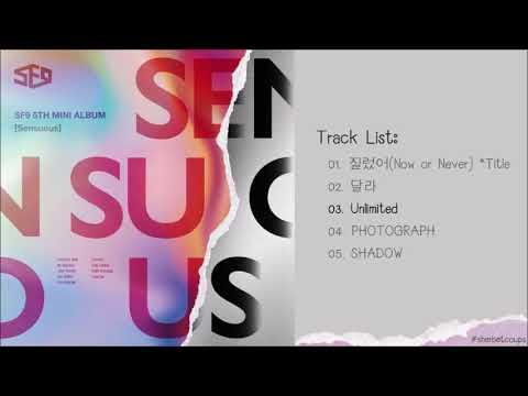 [Full Album] SF9 (에스에프나인) - Sensuous [SF9 5th Mini Album]