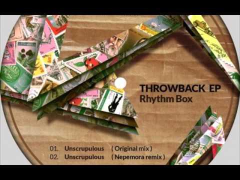 Rhythm Box - Unscrupulous ( Nepemora Remix ) [TLD034]