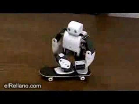 Robot Skater