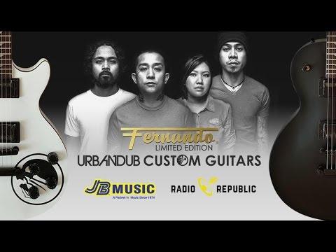 Unboxing Fernando Urbandub Signature Guitars