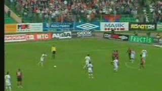 Moskva - Spartak Moscow 3:3 2006