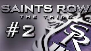 Saints Row: The Third Playthrough Part 2 (HD 1080p)