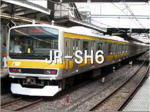 JR-SHシリーズ集【高音質】